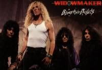 Постер WIDOWMAKER - Blood And Bullets