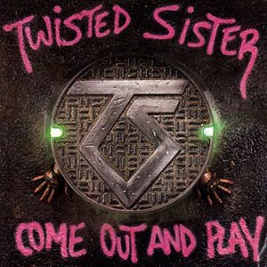 Интервью с Ди Снайдером вокалистом  группы Twisted Sister о альбоме Come Out And Play - журнал Hit Parader 1986  (Interview Dee Snider Twisted Sister leader about Come Out And Play Hit Parader 1986)